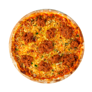 19 Pizza Bolognese