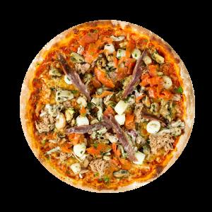 21 Pizza Frutti Di Mare