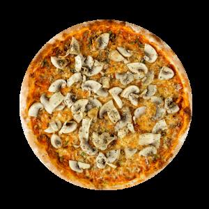 03 Pizza Funghi