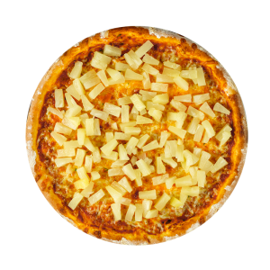 05 Pizza ananas