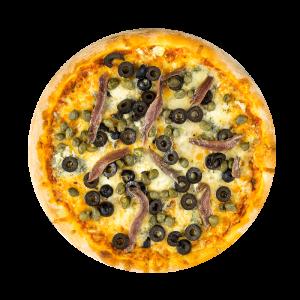 10 Pizza Romana