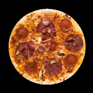 Minipizza Carne